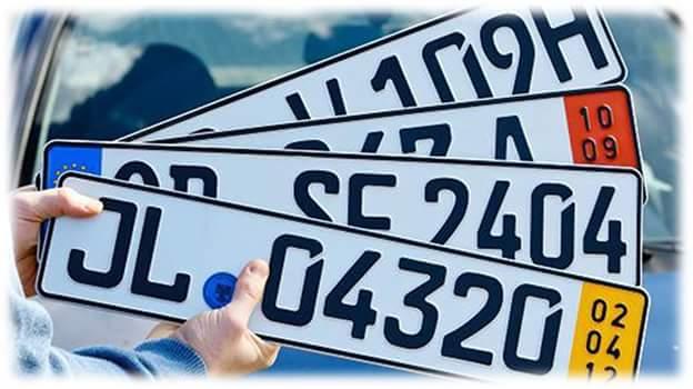 СМИ: растаможить авто на иностранных номерах можно будет за 600 евро