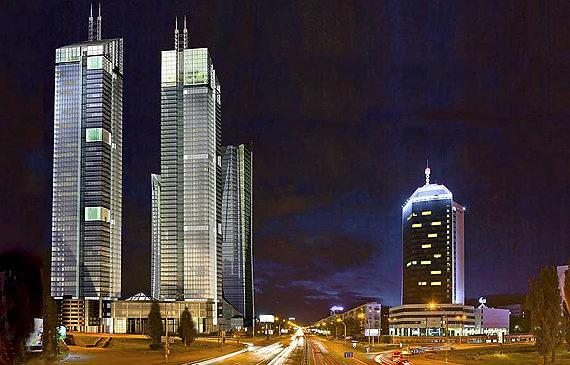Мэрия Киева может переехать в бизнес-центр около «бермудского треугольника», заплатив треть миллиарда долларов