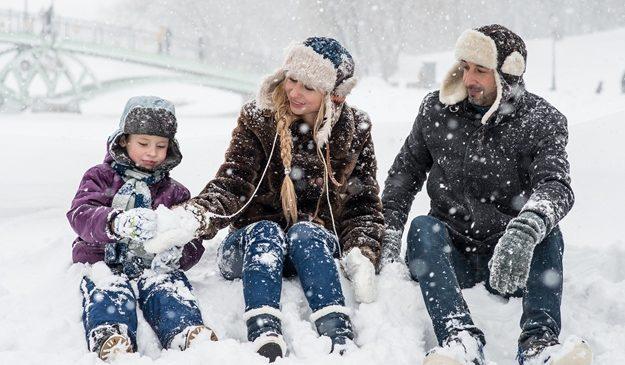 Укутывайся в шарф: в Украину идут морозы до -25 градусов и снегопад