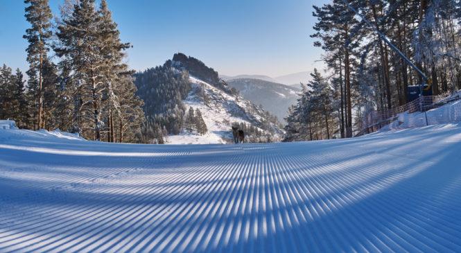 В Киеве появится парк с горнолыжной трассой