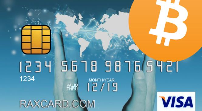 Visa больше не захотела обслуживать карты с поддержкой Bitcoin