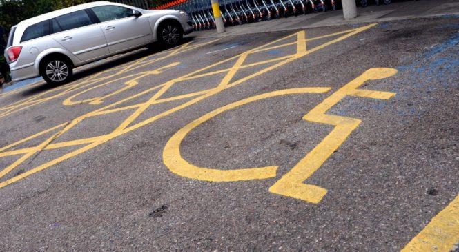 Нардеп от БПП угодил в скандал из-за парковки на месте для инвалидов