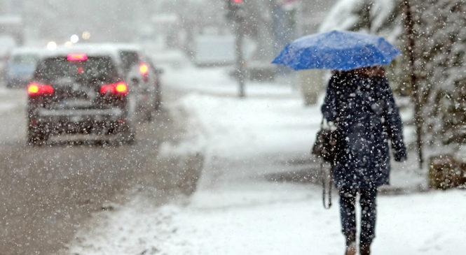 Ветер, снегопады и метели. Жителей Украины предупредили о серьезном ухудшении погоды 18 января