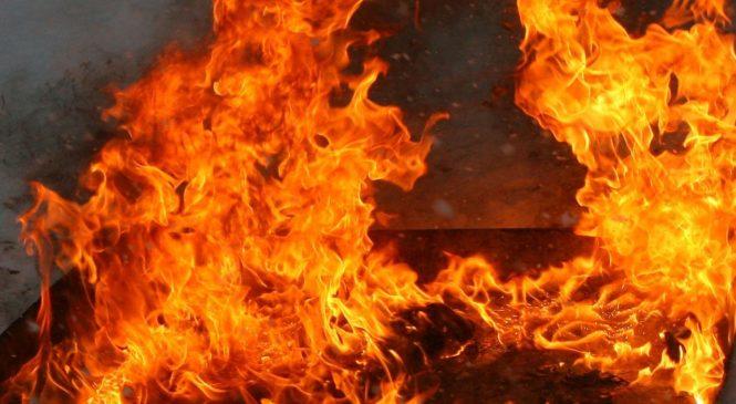В киевской школе начался пожар, но никто не вызвал пожарных и не помог детям эвакуироваться