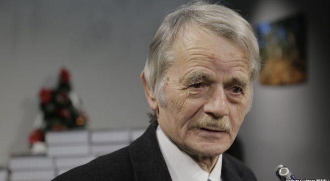 Мустафа Джемилев: «В интересах России – вернуть Крым»